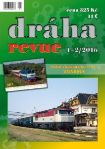 Dráha Revue 1-2/2016